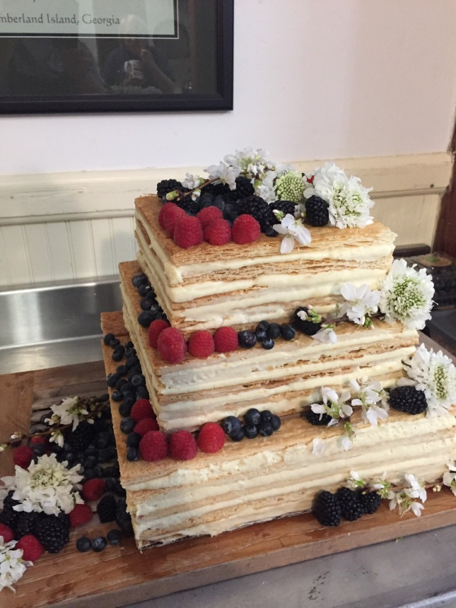 large event, wedding and corporate event cakes