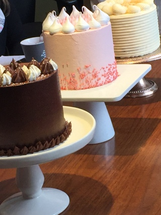 cake and dessert catering